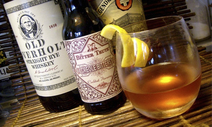 La Vie Orleans Tours, LLC - French Quarter: Craft Cocktail or Bar Hopping History Tour for Two or Four from La Vie Orleans Tours, LLC (Up to 61% Off)