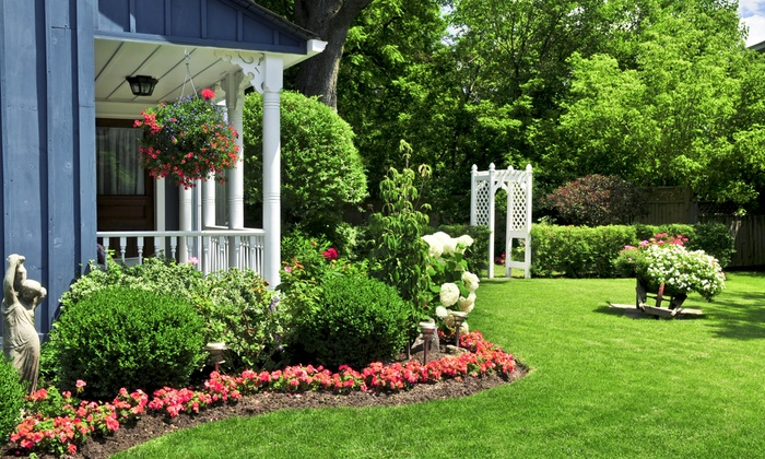 Clean and Green Lawn Care, LLC - Central Jersey: $24 for $50 Groupon — Clean and Green Lawn Care, LLC