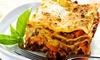 Il Piccolo Cafe - Sans Souci Estates: Italian Food for Two or Four at Il Piccolo Cafe (50% Off)