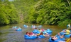 RiverGirl Fishing Co - Elk: River-Tubing Excursion for One, Four, or 15 from RiverGirl Fishing Company (Up to 54% Off)