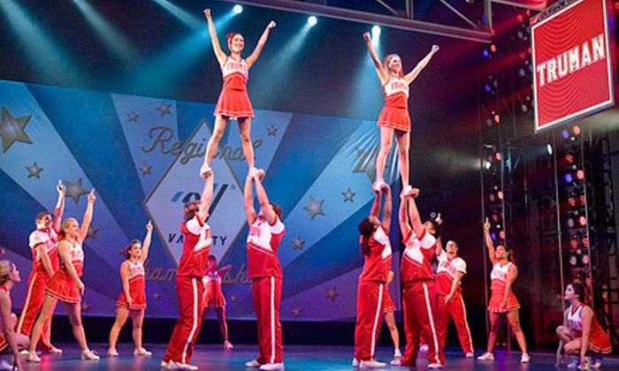 """""""Bring It On: The Musical"""" - Downtown Toronto: Performance of """"Bring It On: The Musical"""" at Ed Mirvish Theatre (Up to 51% Off). Three Shows Available."""