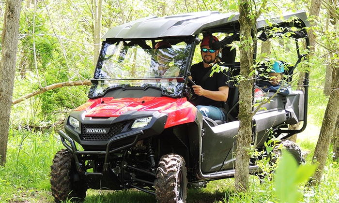 Wilstem Ranch - Paoli: Side-by-Side ATV Tour for Two or Four at Wilstem Ranch (Up to 50% Off)