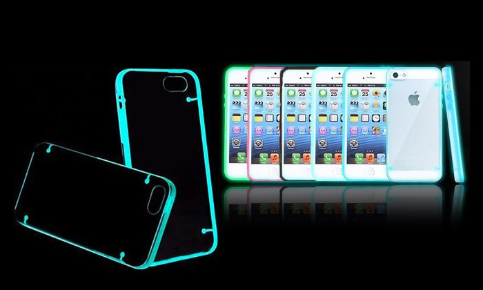 coque iphone 5 phosphorescente