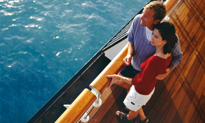 Newport Fun Charters - Newport Beach: Valentine's Day Cruise for Two with Option for Bottomless Champagne from Newport Fun Charters (Up to 61% Off)