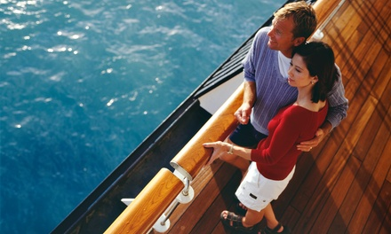 Allen Batista Travel Cruise with Live Entertainment, April 26–May 20 (Up to 56% Off)