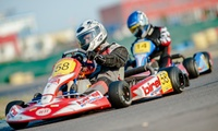 Birmingham: Floodlit Endurance Karting Race for Up to Ten People at The Midland Karting (Up to 39% Off)