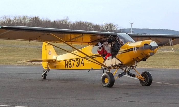 Master Tail Wheel - Readington: Three-Hour Tailwheel Flight Course for One or Two at Master Tail Wheel (Up to 50% Off)