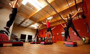 Cut Fitness: Ten Fitness Classes or Three Weeks of Unlimited Classes at Cut Fitness (Up to 77% Off)
