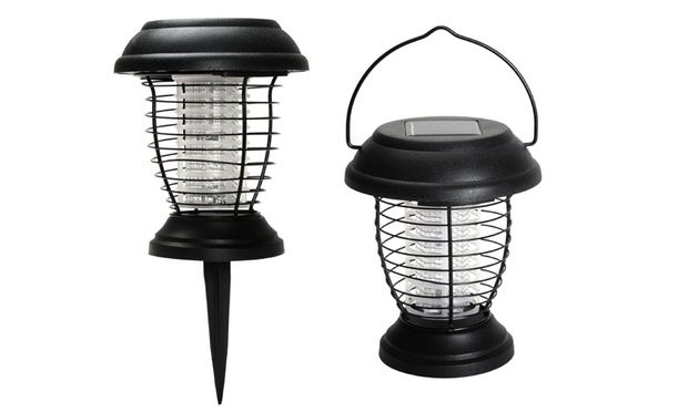 lampe anti insectes 2en1 groupon shopping. Black Bedroom Furniture Sets. Home Design Ideas