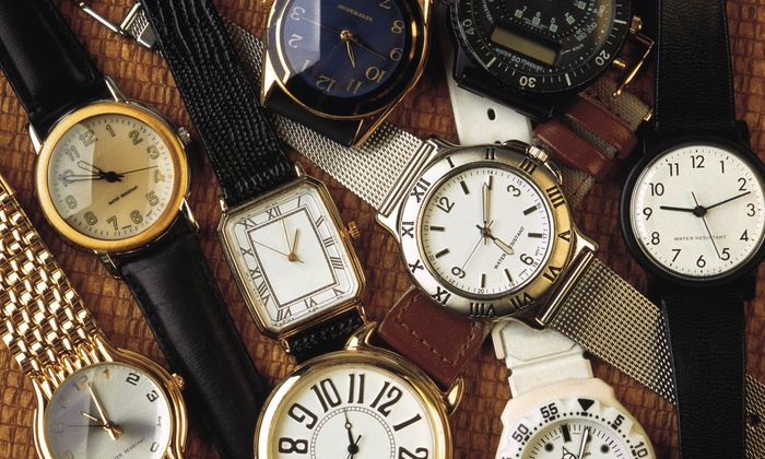 Yates & Co Jewelers - Modesto: $6 for $12 Worth of Watch Batteries— Yates & Co. Jewelers