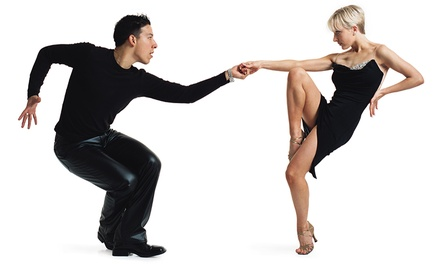 Five One-Hour Salsa Lessons