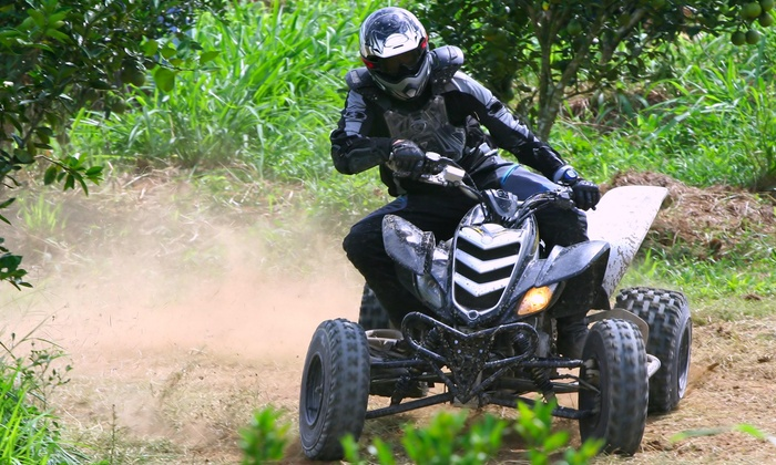 Capt. E Motorsports - Capt. E Motorsports: Up to 47% Off ATV Rental  at Capt. E Motorsports