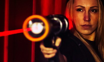 image for Two Games of Laser Tag for Up to Ten at Laser Quest, Three Locations (Up to 50% Off)