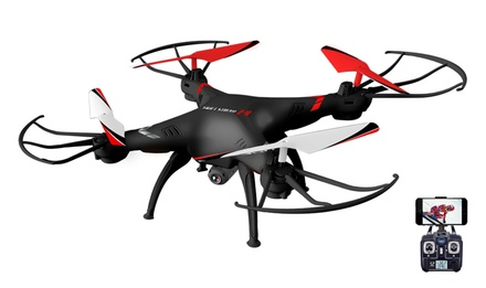 ZSwiftStream Z-9 Indoor/Outdoor Real Time Video Camera Drone
