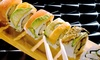 Up to 50% Off Japanese Food at Sushi Tori