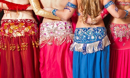 Five Bellydance and Bollywood Classes, or Month of Unlimited Classes at Bellydance Grand Rapids (Up to 76% Off)