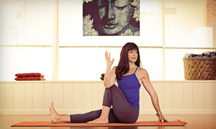 Elements Yoga & Wellness Center - Darien: One Month of Unlimited Yoga Classes or 10 or 20 Yoga Classes at Elements Yoga & Wellness Center (Up to 80% Off)