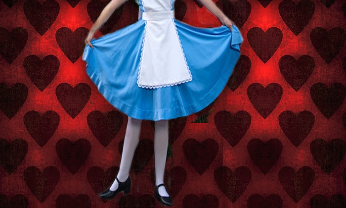 "Disney's Alice In Wonderland: The Family Musical - Cameo Theatre: ""Disney's Alice In Wonderland: The Family Musical"" on October 17–November 1"