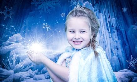 Ice Princess or Fairy Photoshoot
