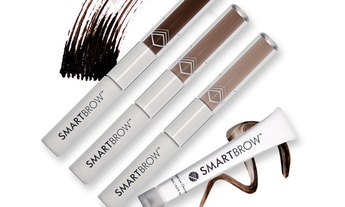 1 or 2 Smartbrow Tinted Eyebrow Fillers