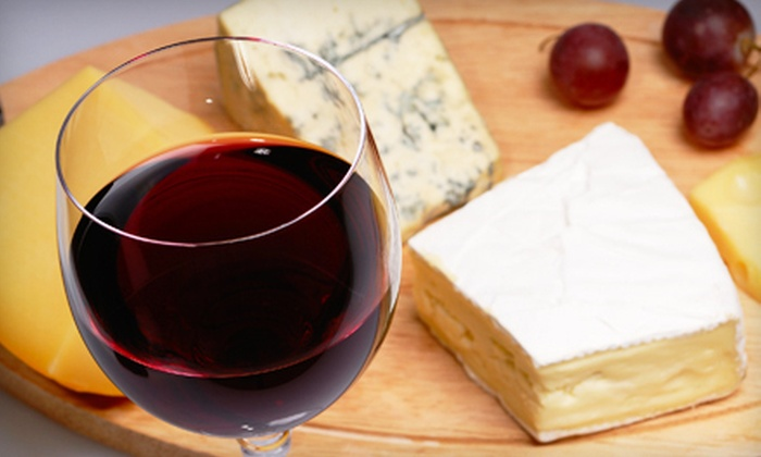Sorelle Winery - Morada: $25 for a Wine Package for Two with Tasting, Cheese, and Two Bottles of Wine at Sorelle Winery in Stockton ($54 Value)