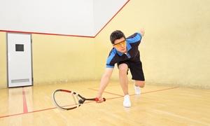 Centrum Rekreacyjne Fabianowo Sport & Beauty: Gra w squasha: 1 h dla 2 osób za 39 zł i więcej opcji w Centrum Rekreacyjnym Fabianowo Sport & Beauty