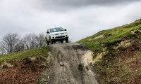 """Childrens 4"""" x 4"""" Driving Experience with True Grip Off Road"""