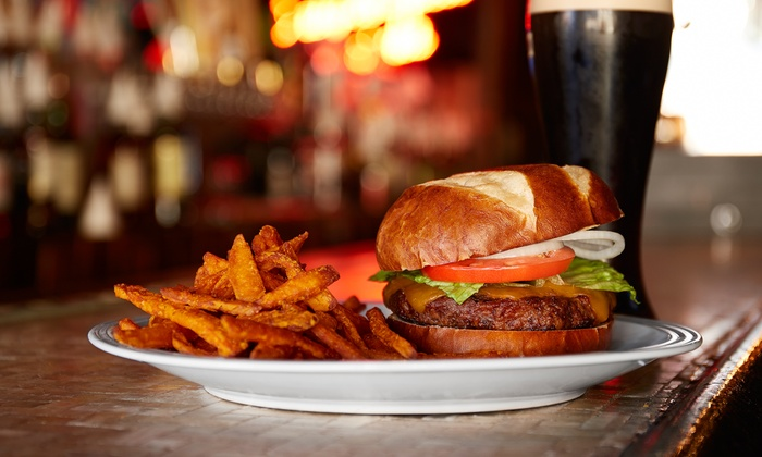 Nugent's Tavern - Elizabeth: Burgers and Beer at Nugent's Tavern (Up to 50% Off). Five Options Available.