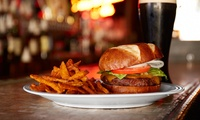 Burgers, Pizza, and Other Bar Foods with Drinks for Two or Four at Lake Michigan Sports Bar and Grill (52% Off)