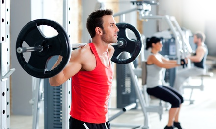 Three- or Six-Month Gym Membership at The House Fitness (Up to 50% Off)