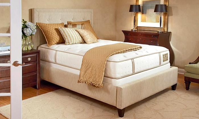 Ayers Furniture - Ridgeway: $50 for $200 Toward Stearns & Foster or Sealy Posturepedic Mattress Sets at Ayers Furniture