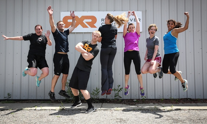 Rogue River CrossFit - Rockford: CrossFit Intro or 7-Week CrossFit for Beginners Package at Rogue River CrossFit (Up to 74% Off)