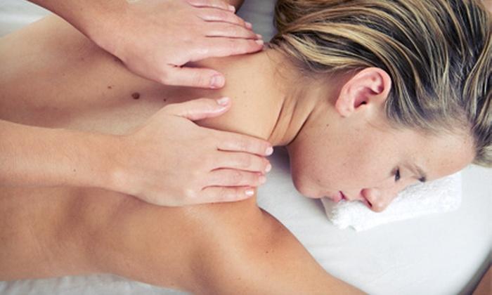 Vita Dalux Spa - North Dallas Galleria: 60-Minute Massage and Sea Essentials Foot Scrub with Option for Hot-Oil Scalp Massage at Vita Dalux Spa (Up to 68% Off)