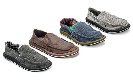 Muk Luks Cole Men's Boat Shoes