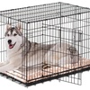 Precision Pet Two-Door Crate. Multiple Sizes Available.