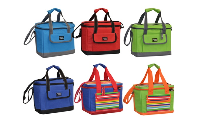 89f609e985a9 Polar Pack 12-Can Insulated Cooler Bag   Groupon
