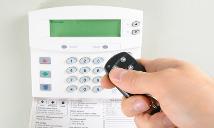 16-Zone Alarm System and CCTV Cameras for R299 with Free Alarms (88% Off)
