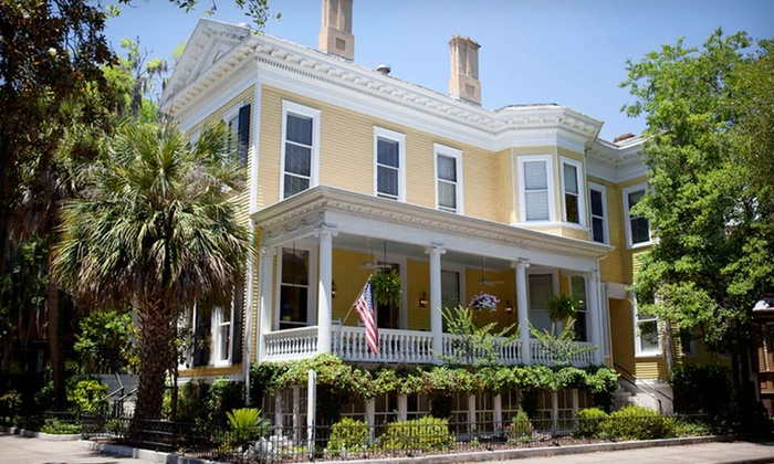Forsyth Park Inn - Savannah / Hilton Head: Stay at Forsyth Park Inn in Savannah, GA