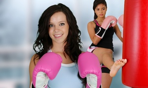 Kearney's American Karate: $50 for 10 Fitness or Kickboxing Classes ($100 Value) — Kearney's American Karate