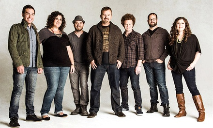 Casting Crowns on Saturday, April 28, at 7 p.m.