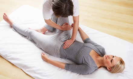 2 oder 4 japanische Shiatsu-Massagen à 60 oder 80 Minuten bei Sansone Sports (bis zu 57% sparen*)