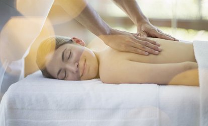 image for Deep Tissue Back, Neck and Shoulder Massage or Reflexology at Hygeia Natural Therapies (Up to 51% Off)