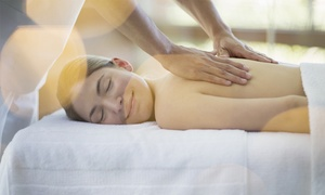 Hygeia Natural Therapies: Deep Tissue Back, Neck and Shoulder Massage or Reflexology at Hygeia Natural Therapies (Up to 51% Off)