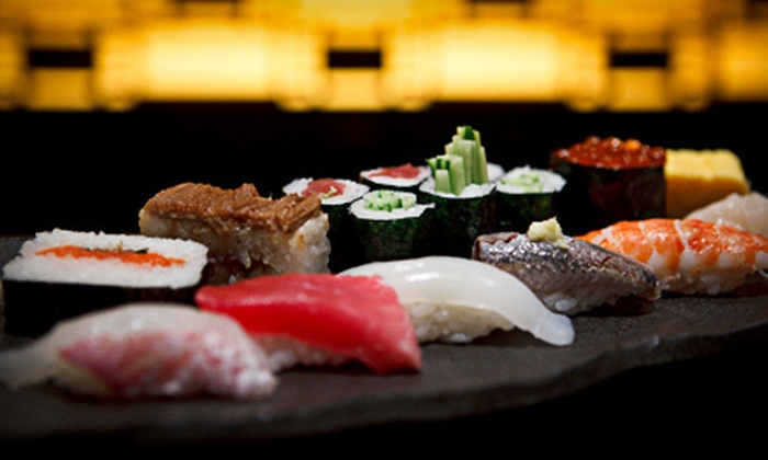 Toki Sushi and Teriyaki - Oregon City: $12 for $25 Worth of Japanese Cuisine at Toki Sushi and Teriyaki