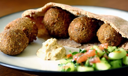 $27 for $50 Worth of Lebanese Cuisine and Drinks at Layali Miami