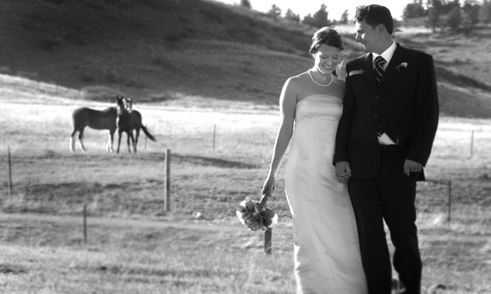 Lightbox Images LLC - Littleton: $2,100 for Three-Hour Wedding Photography Package from Lightbox Images ($3,500 Value)