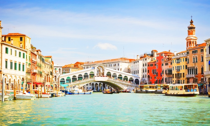 how to get from florence to venice by train