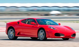 Precision Exotics: Exotic-Car Driving Experience from Precision Exotics (50% Off). Two Options Available.
