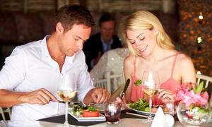 Dellusso Restaurant: Romantyczna kolacja degustacyjna na 2 osób za 119,90 zł w Dellusso Restaurant