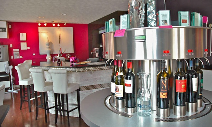 Shiraz Wine Experience and Art Cafe - Downtown Indianapolis: $15 for $30 Worth of Small Plates, Wine, and Craft Beer at Shiraz Wine Experience and Art Cafe